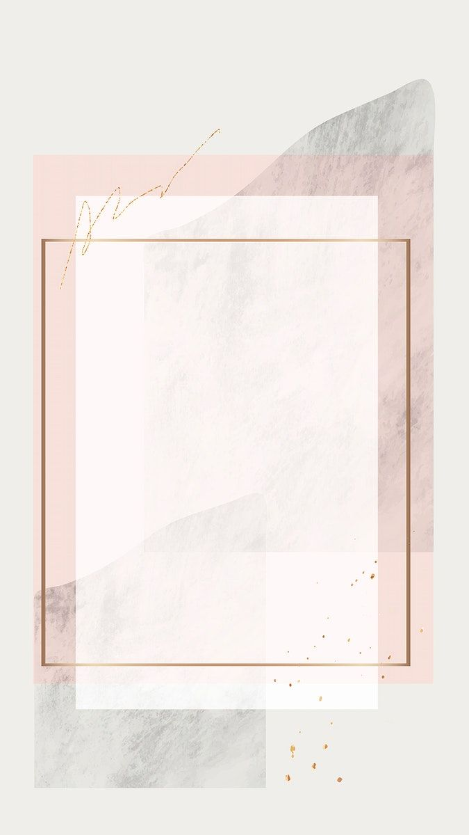 Download premium vector of Blank rectangle mobile phone wallpaper vector by Toon about rectangle abstract frame vector, Pink patterned wallpaper background, Geometric phone wallpaper, banner, and product 1220332