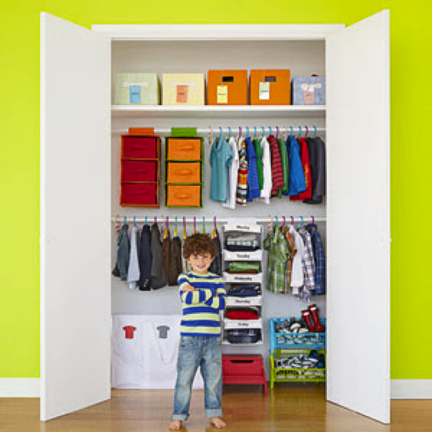 How to Reduce Clutter in Kids' Bedrooms Clever Little