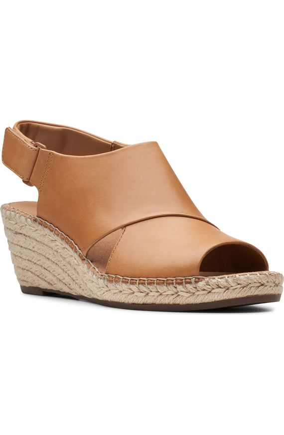 5312f577309 Clarks® Petrina Abby Espadrille Wedge (Women) | Nordstrom | Style in ...
