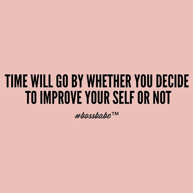 Sooooooo What Are You Waiting For Bossbabe Affirmations