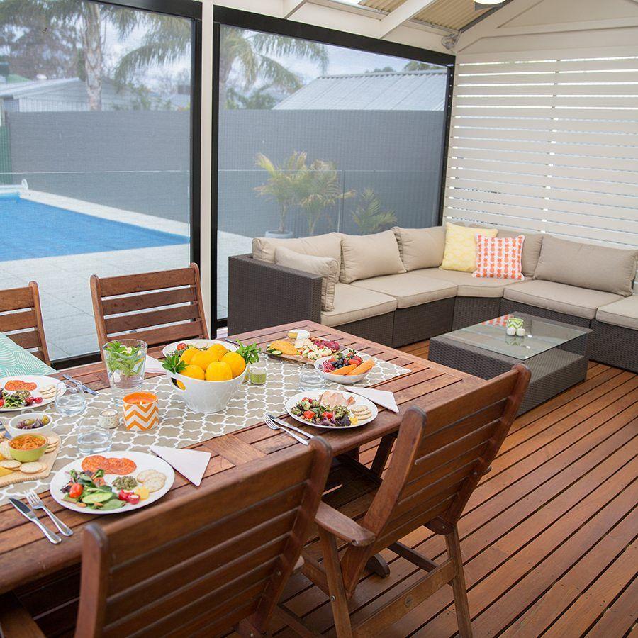 Home Design Ideas Australia: Outdoor Entertainment Area Design Ideas