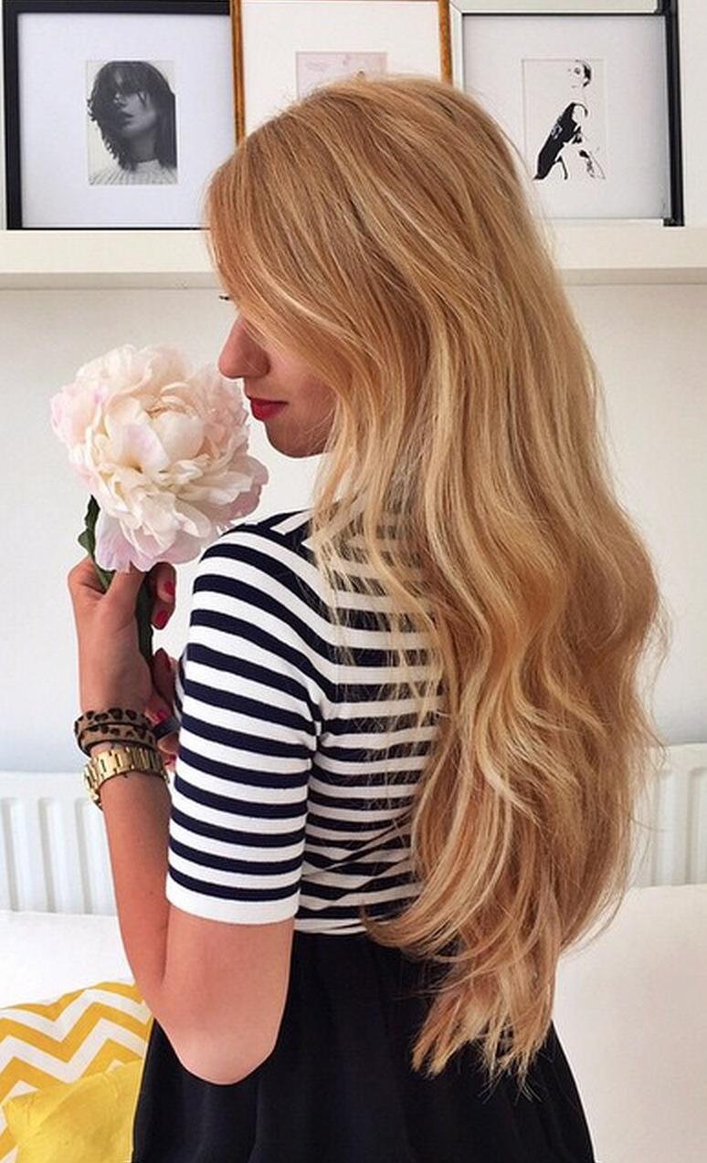 Dirty blonde