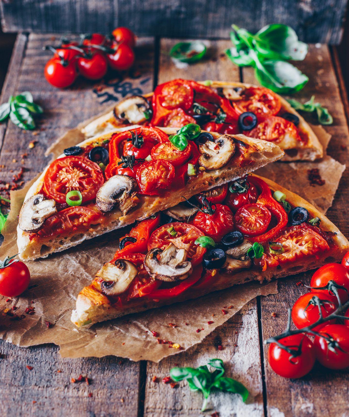 Der Beste Pizza Teig American Pizza Bianca Zapatka Rezepte Rezept Pizza Teig Bester Pizzateig Rezepte