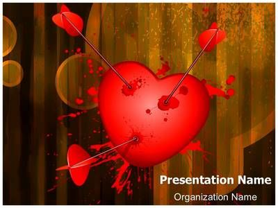 Check Out Our Professionally Designed Love Broken Heart Ppt
