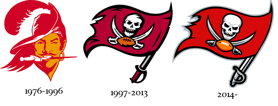 Tampa Bay Buccaneers Reveal New Logo And Helmet Tampa Bay Buccaneers Tampa Bay Buccaneers Logo Tampa Bay Bucs