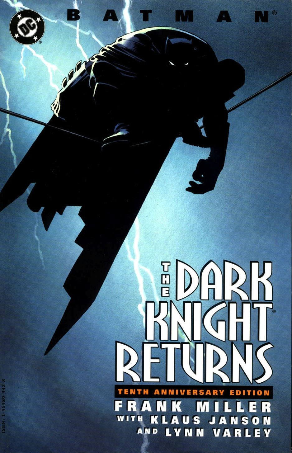 Batman The Dark Knight Returns Masterpiece Dark Knight Comics