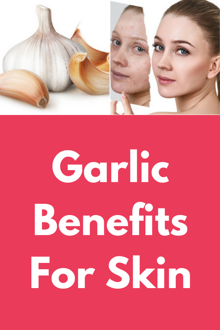 very few people know about this but yes garlic is a magical cure for