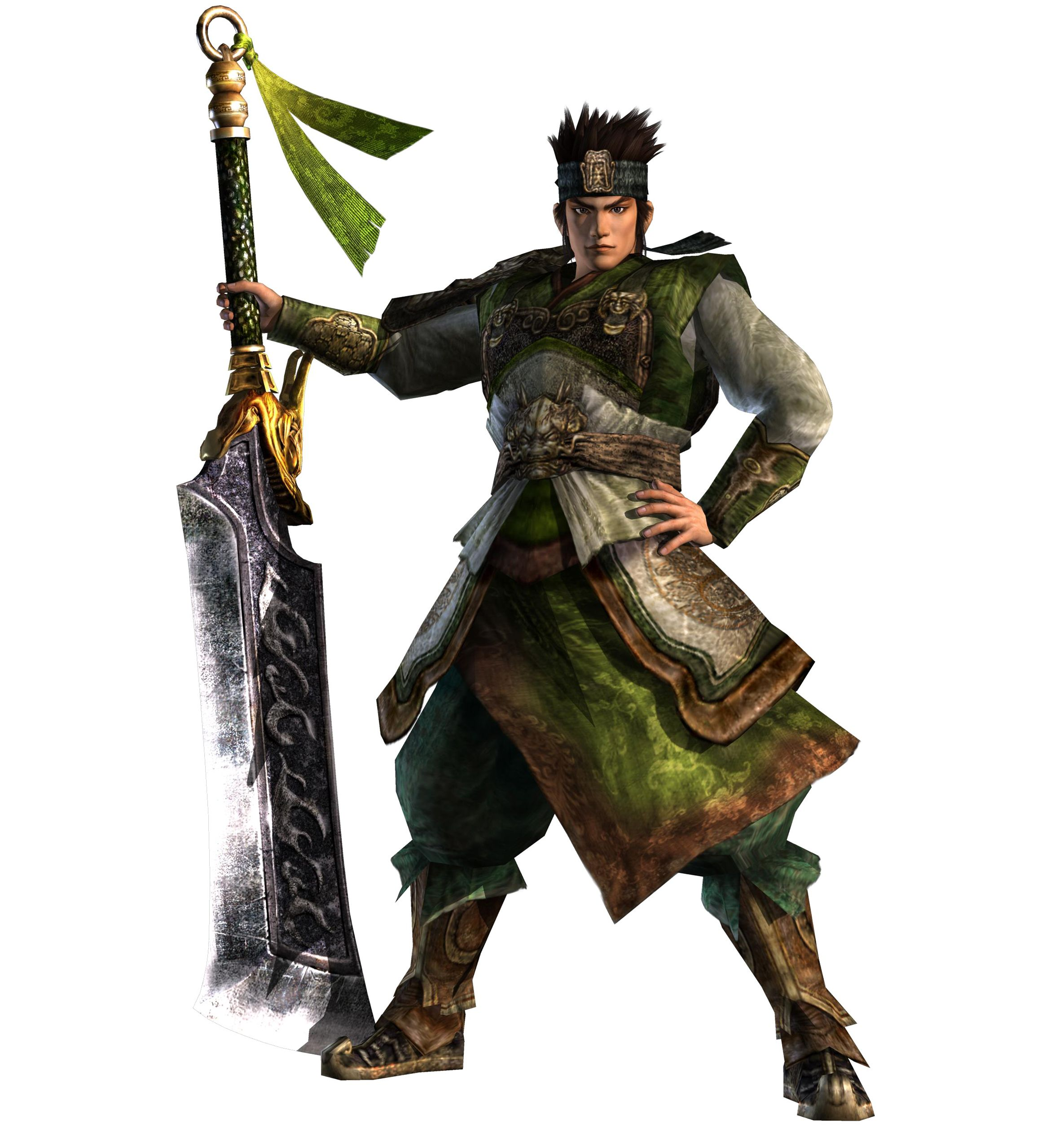 Dynasty Warriors, Characters And