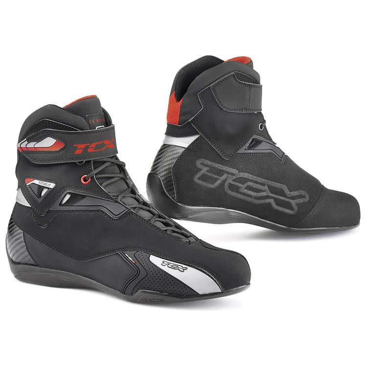 Tcx Rush Wp Boots With Images Bike Boots Motorcycle Boots