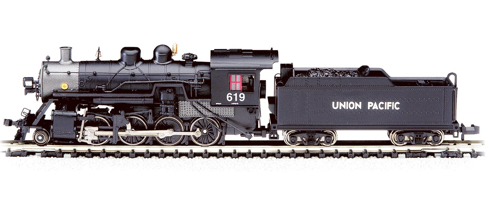 Scale steam locomotives for sale n scale steam locomotives - Scale Bachmann N Baldwin 2 8 0 Consolidation Steam Locomotive Union Pacific No