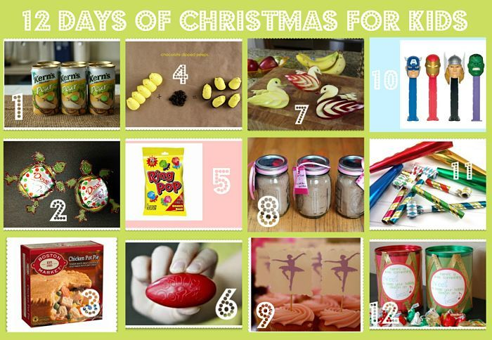 12 Days Of Christmas Gifts For Kids Christmas Gifts For Kids 12 Days Of Christmas Christmas Fun