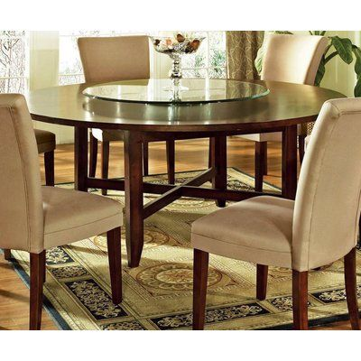 Buy Steve Silver Avenue 72 Inch Round Dining Table on sale online 6