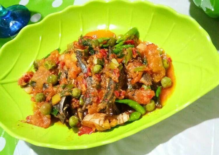 Resep Ikan Asin Rebus Sambal Sederhana Resep Resep Ikan Masakan