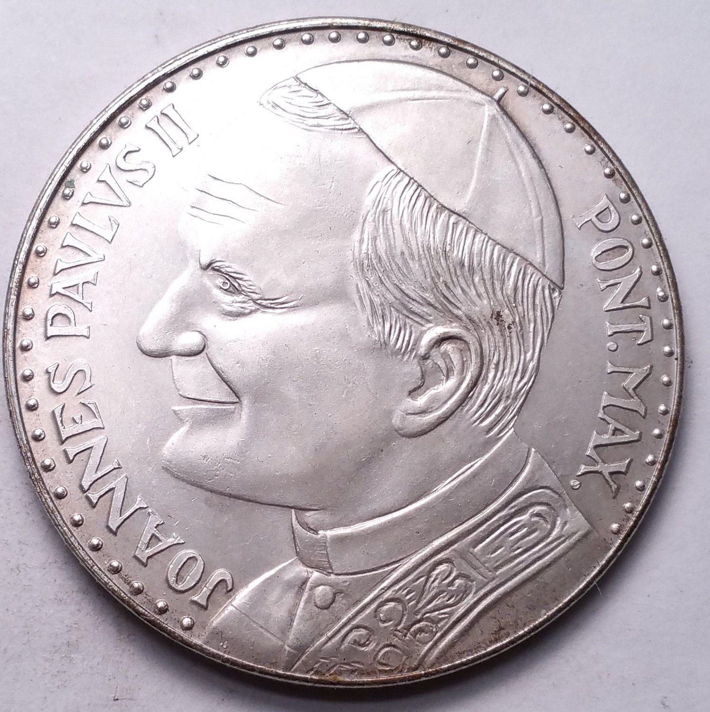 Paulus Vi Pontifex Max Coin Görüntüler Ve Resimler