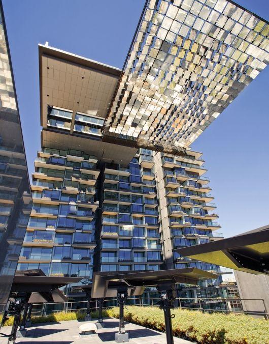 Solar Power Without Panels 8 Smart Sun Based Gadgets Webecoist Jean Nouvel Architecture Skyscraper
