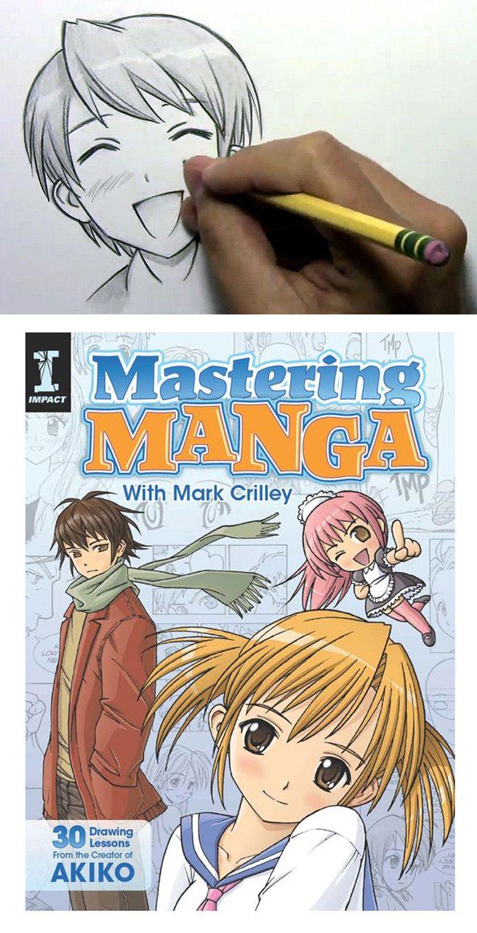 How To Draw Manga Book Manga Drawing Manga Books Anime Book
