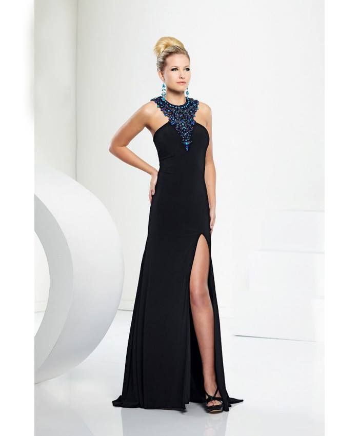 Mon Cheri - 116725 - Black/Blue - Size 8 -Available at Stella\'s ...