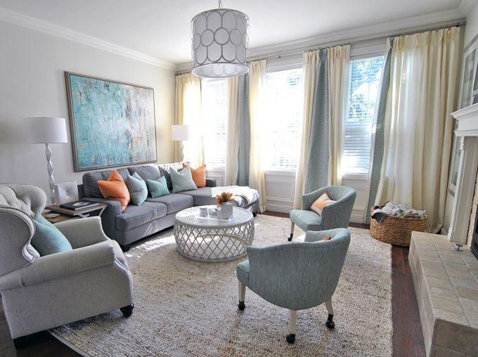 Katie Grace Designs | LIVING ROOM LOUNGE, Living rooms and Room