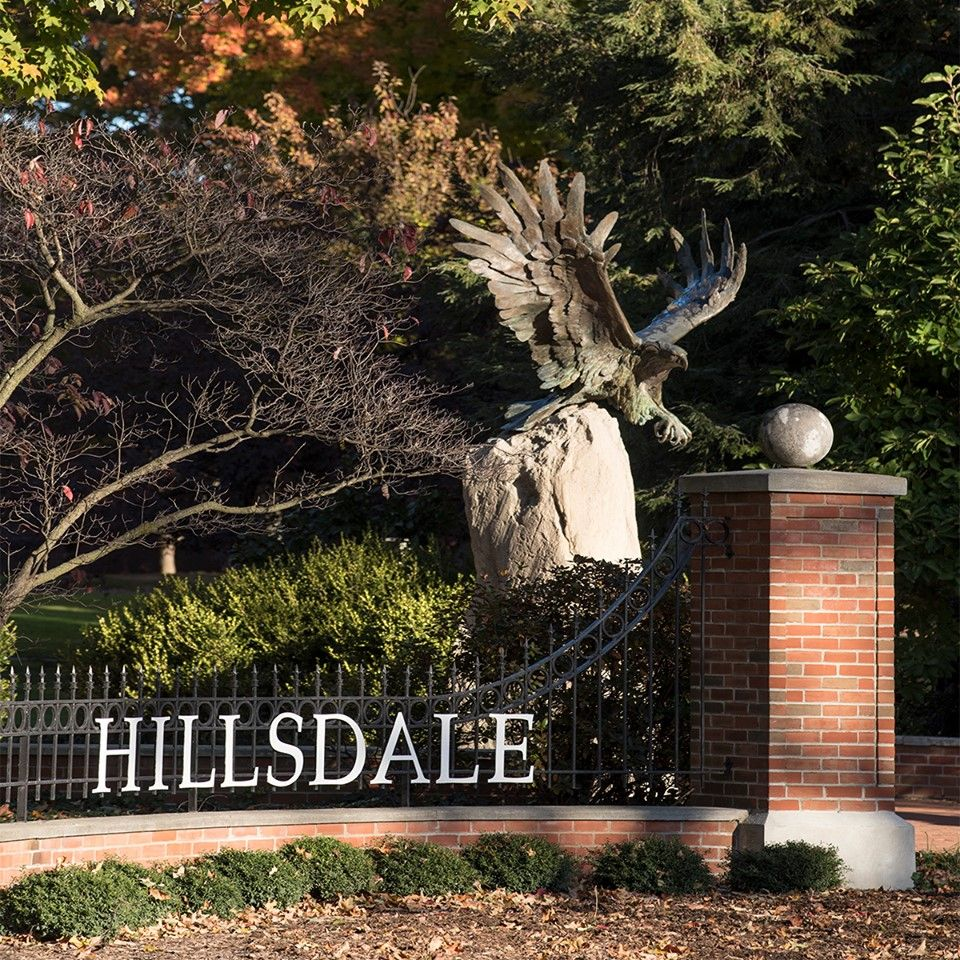 Hillsdale college is a little college in michigan