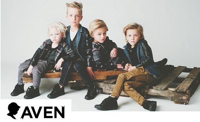 Aven Clothing, Cool Boys Brand!