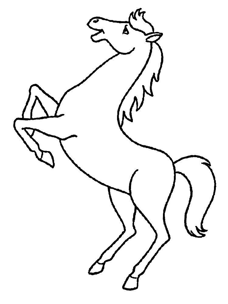 malvorlagen pferde zum ausdrucken selber machen  aglhk