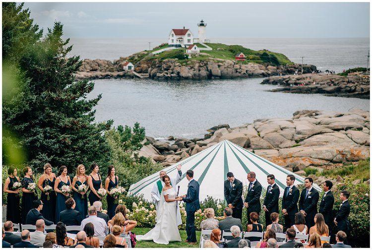 sneak peek: Bridget + Ryan | York maine wedding, Coastal ...