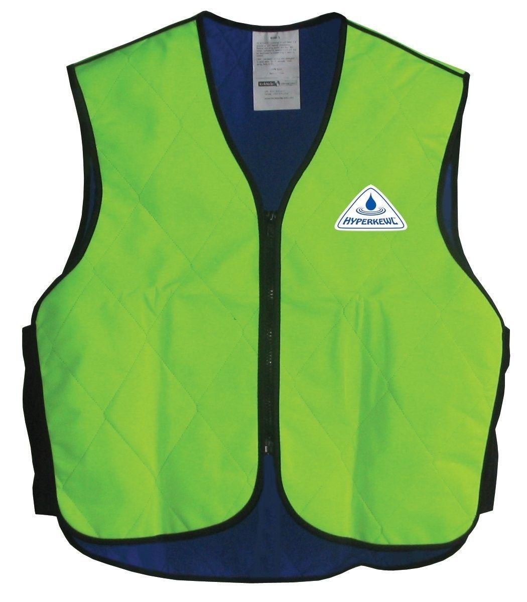 6529 Hv L Evaporative Cooling Vest C5115wng4hz Men S Clothing