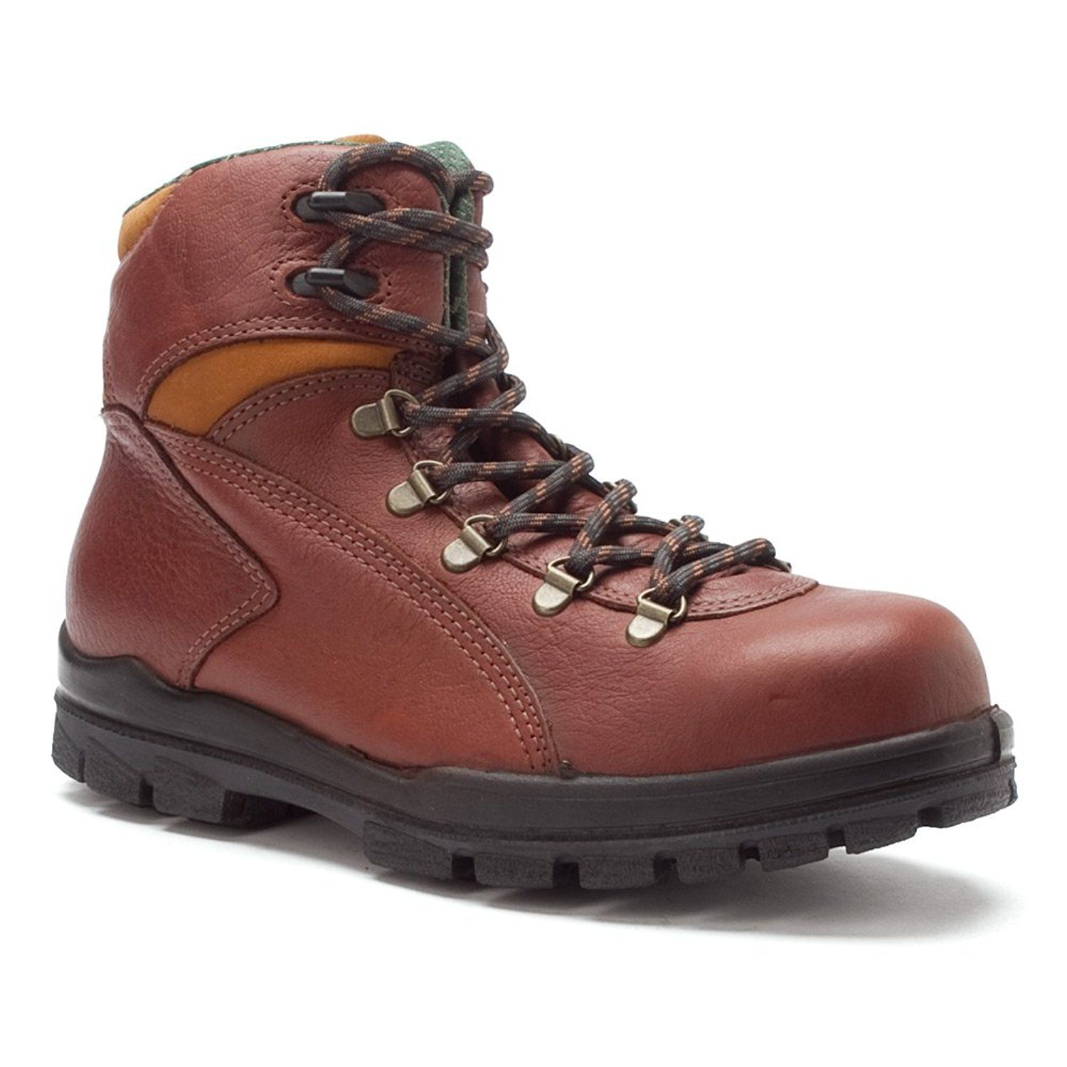 bde738dbf94 Wolverine Men's Tacoma Hiker 6 Inch Steel Toe EH Work Boot ...