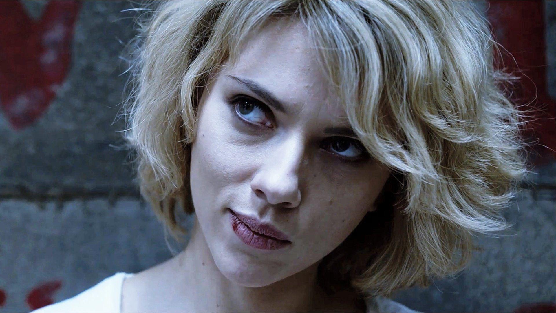 Scarlett Johansson Background 4K For Desktop Background 13