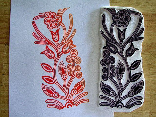 Floral Beading Design   Flickr - Photo Sharing!