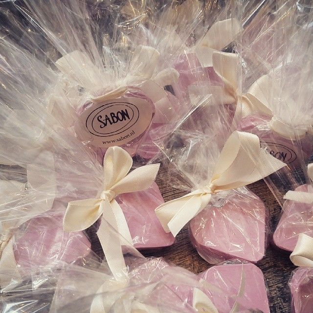 Winter Love heart soaps, ready for gifts!