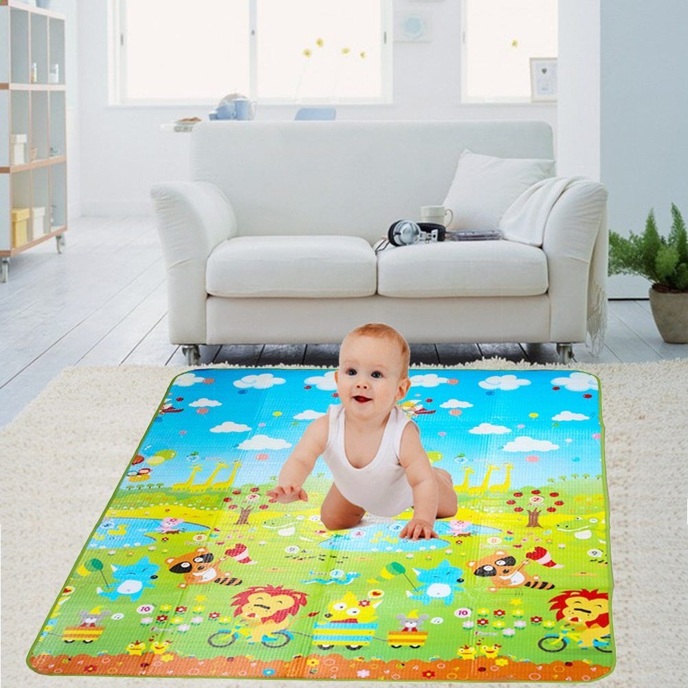 180x150cm Baby Play Mat Puzzle Toy Bambino Gym Activity
