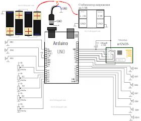 Электротехника: Радиоуправление на ардуино