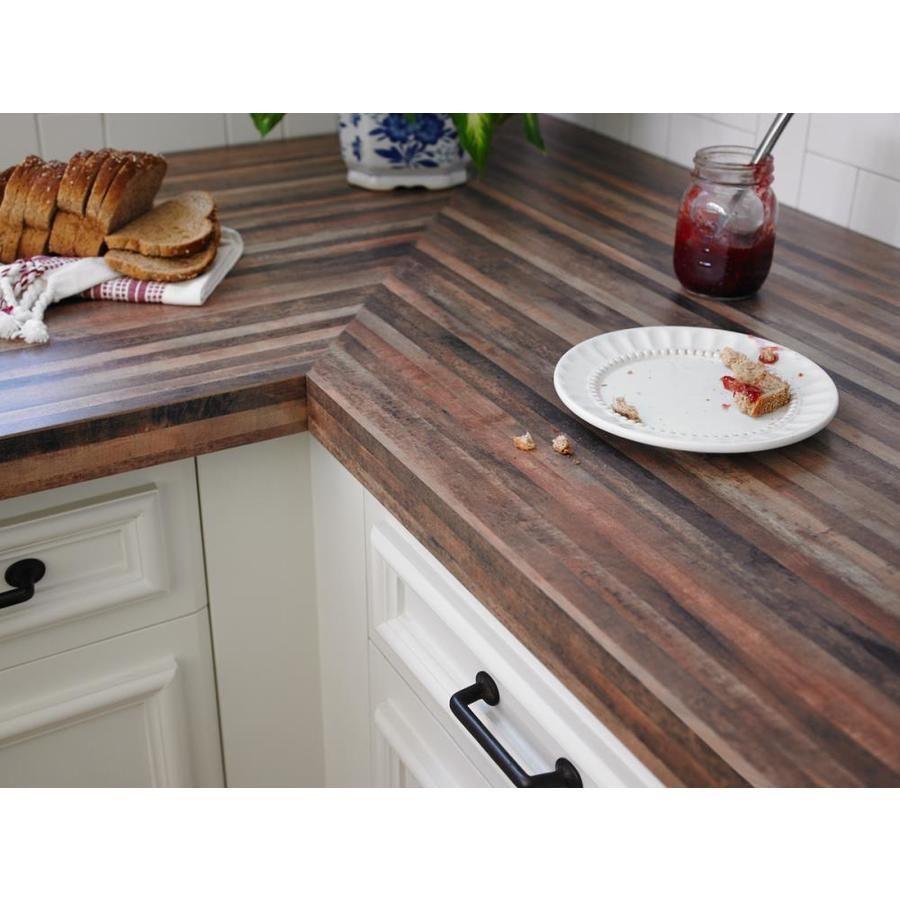 Formica Brand Laminate Woodgrain 48 In X 96 In Timberworks Natural Grain Laminate Kitchen Countertop Sheet At Lowes Com In 2020 Kitchen Countertops Laminate Countertops Laminate Kitchen