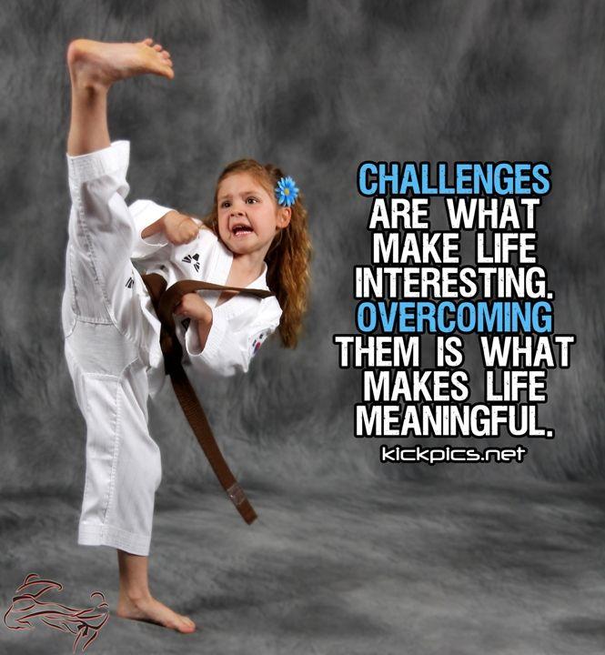 Martial arts kids, Martial arts quotes