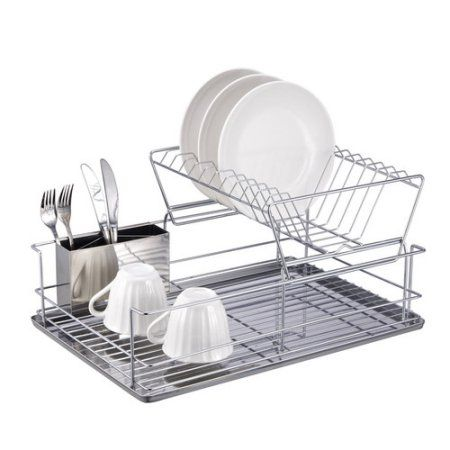 Dish Drying Rack Walmart Amusing Free 2Day Shipping On Qualified Orders Over $35Buy Better Chef 4