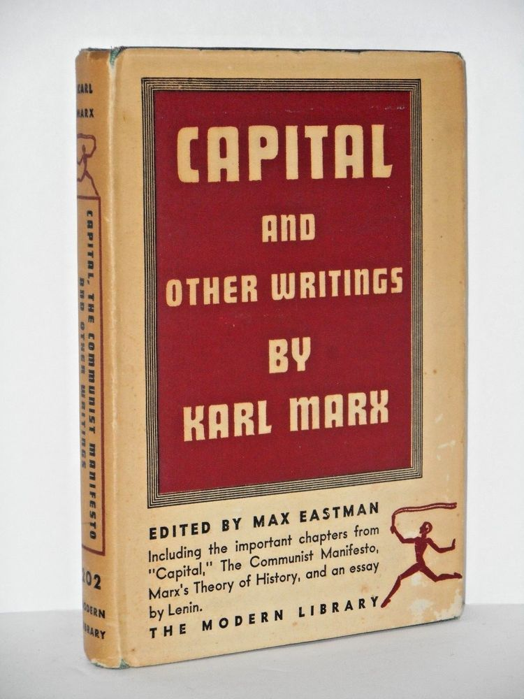 marx das capital essay In his monumental work, das kapital, karl marx (1818-1883) tried to show that capitalism was both inefficient and immoral his key to explaining capitalism is his labor theory of value, which he developed from ideas of adam smith and david ricardo.