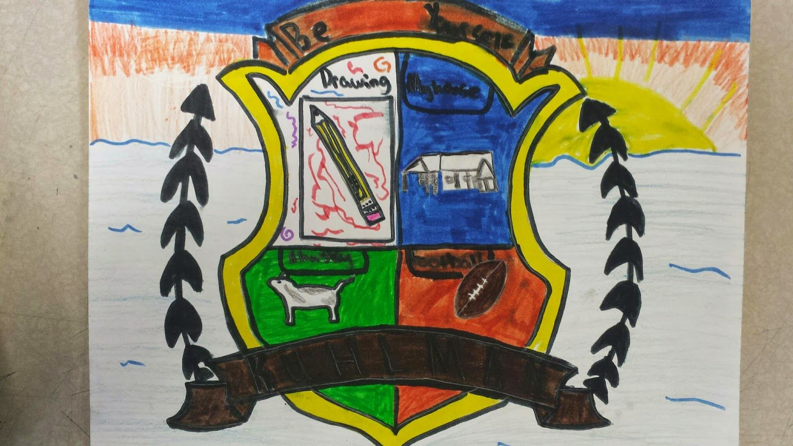 Personal Coat Of Arms Project