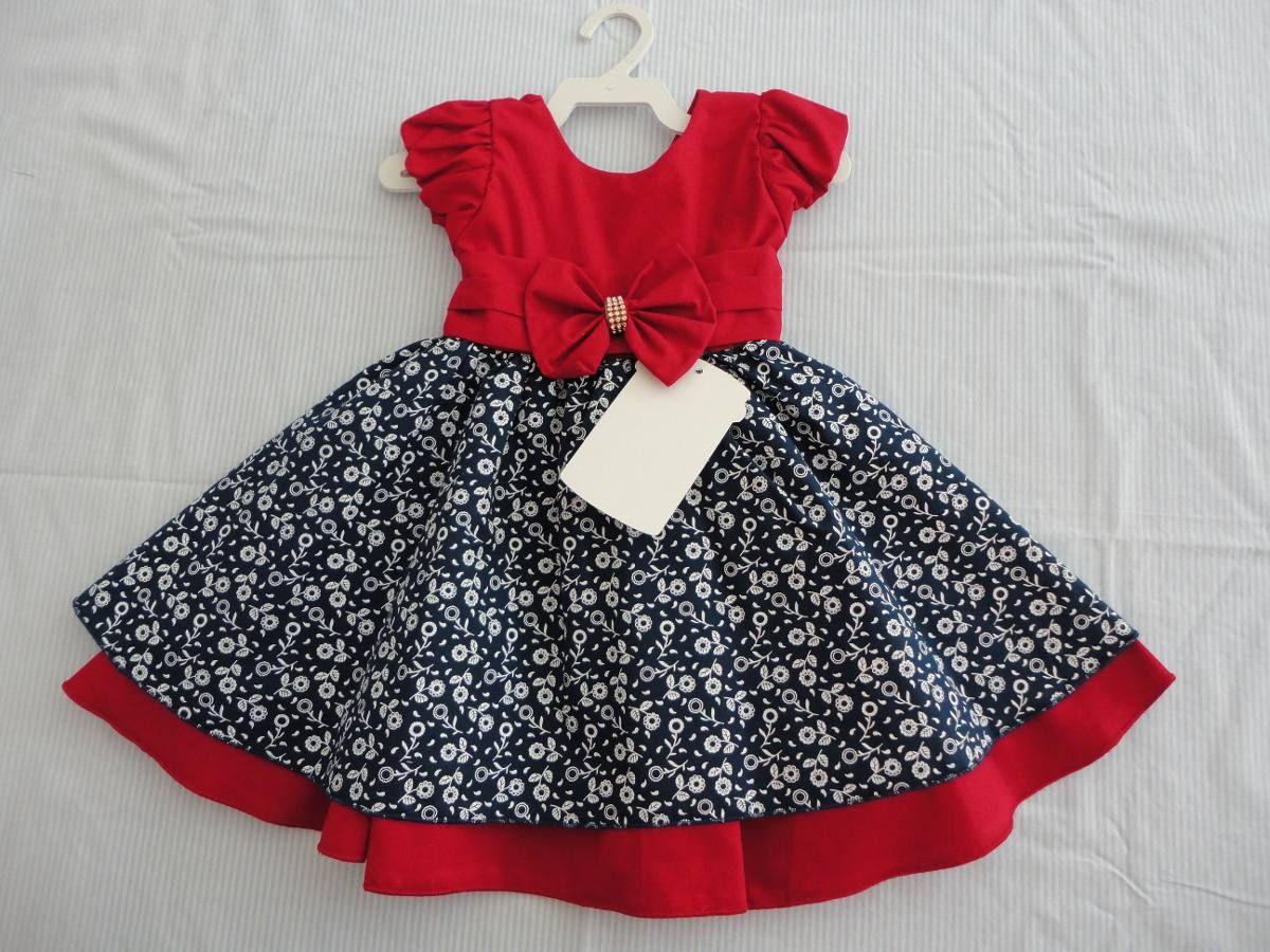 665c0e6574 Vestido Infantil Para Festa de Aniversário 5