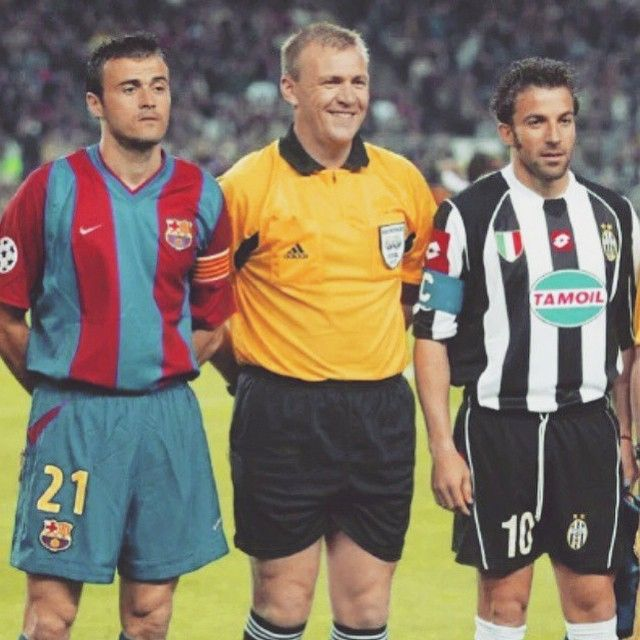 #Barcelona x #Juventus