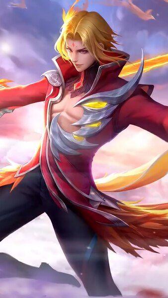 Ling Fiery Dance Skin Mobile Legends 4k Wallpaper 7 299 Mobile Legend Wallpaper Mobile Legends Anime Mobile