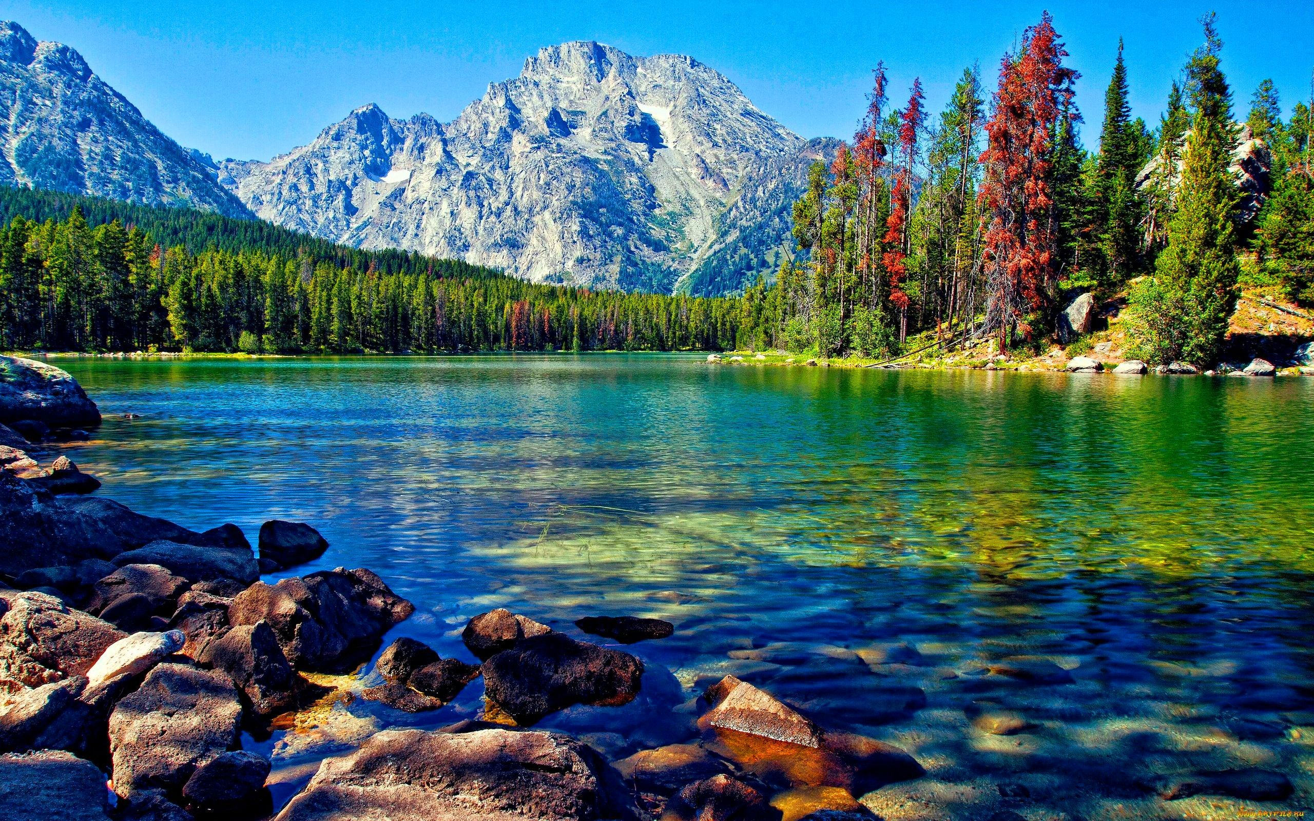 Wallpapers For Mac Beautiful Lake