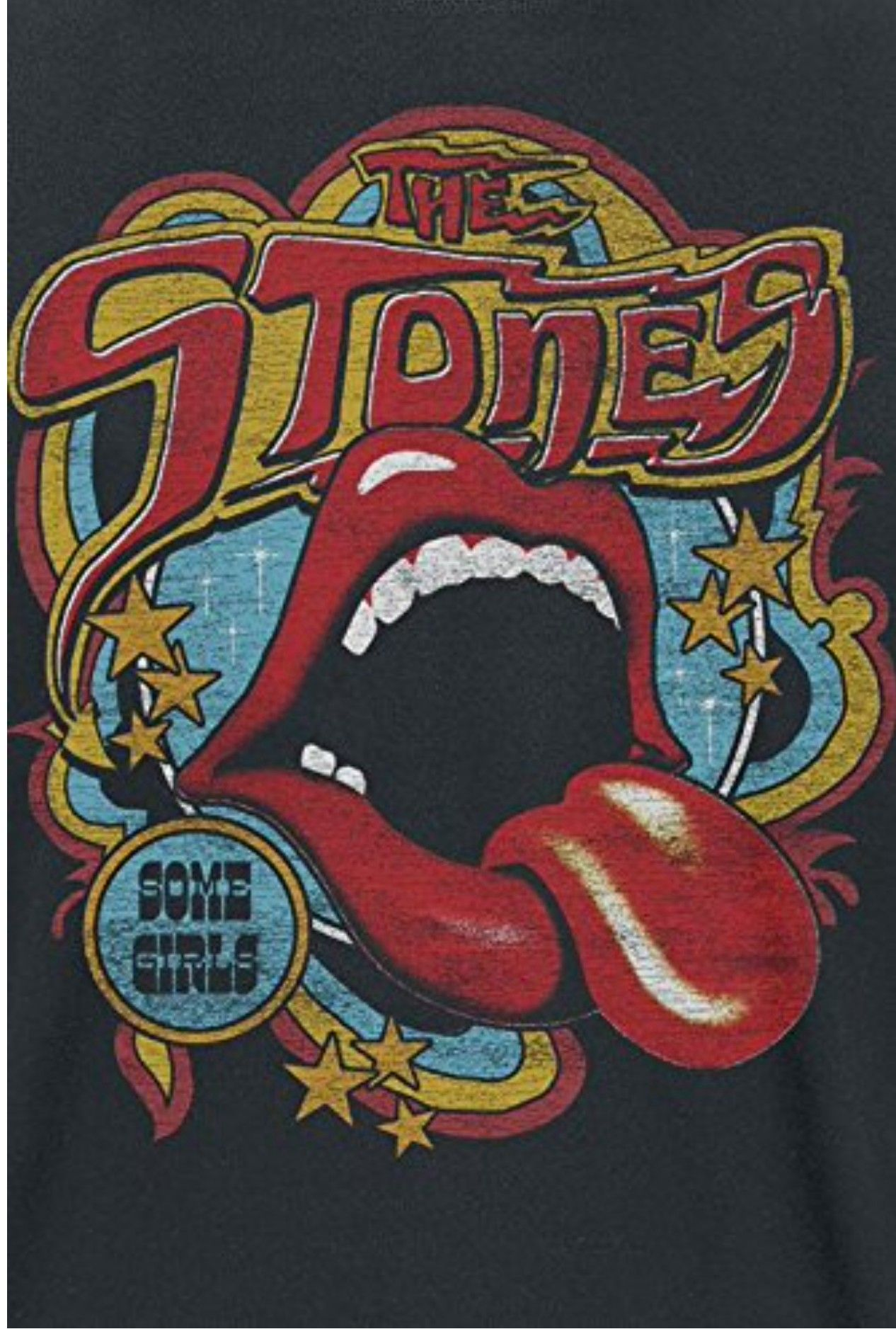 Art Image By Debbie Simpson Rolling Stones Poster Rolling Stones 70s Rock And Roll