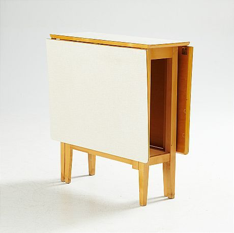 MATBORD, perstorpsplatta, Virrvarr, 1950 1960 tal. Möbler