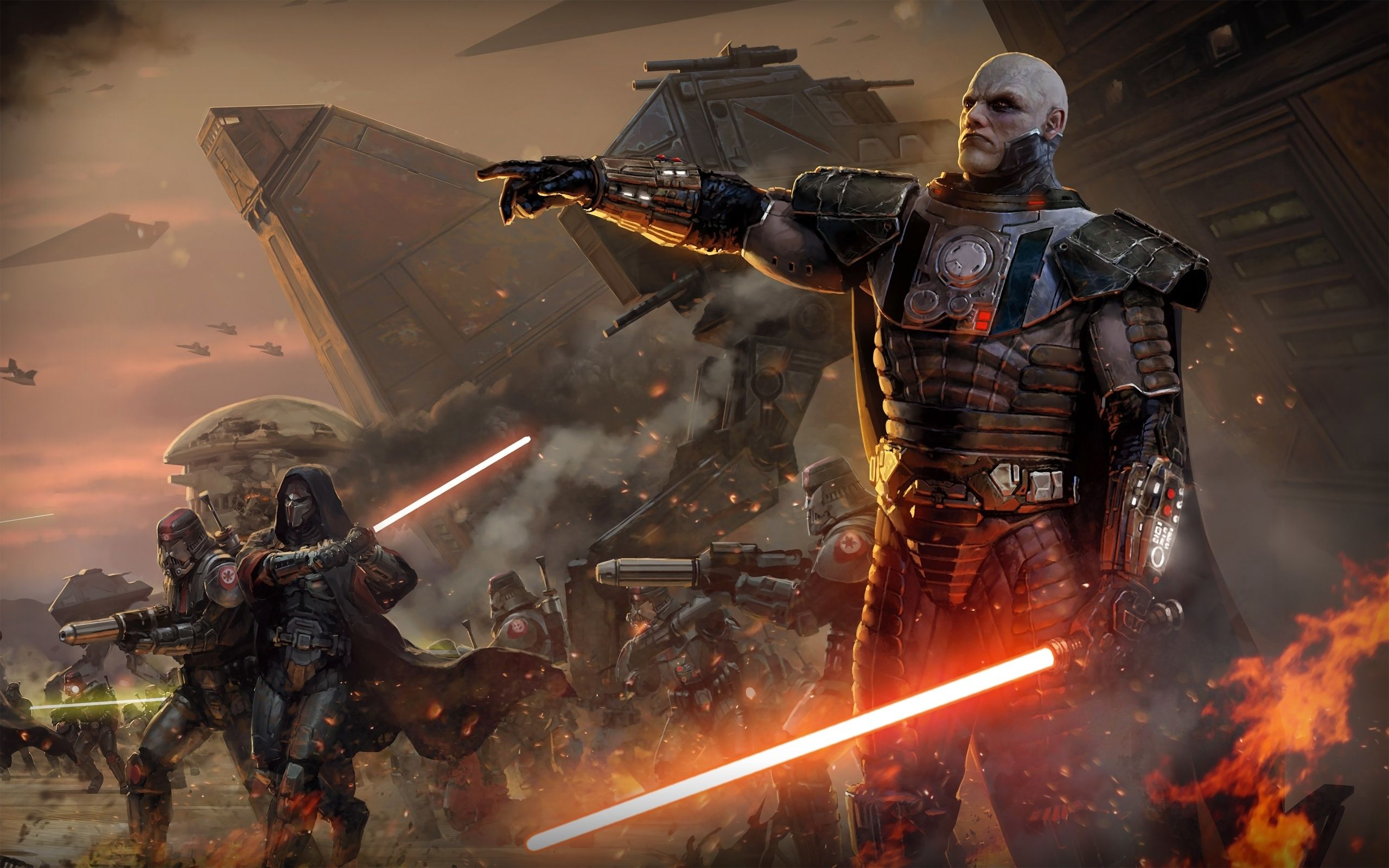10 Most Popular Star Wars The Old Republic Wallpaper FULL