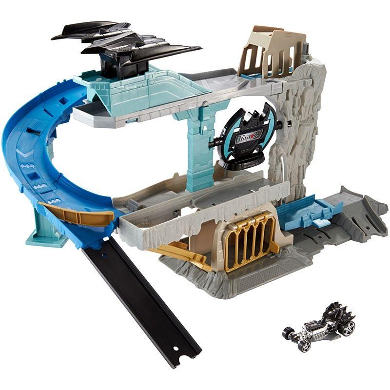 Hot Wheels Bat Cave Play Set Dxc79 Hot Wheels Mattel Hot