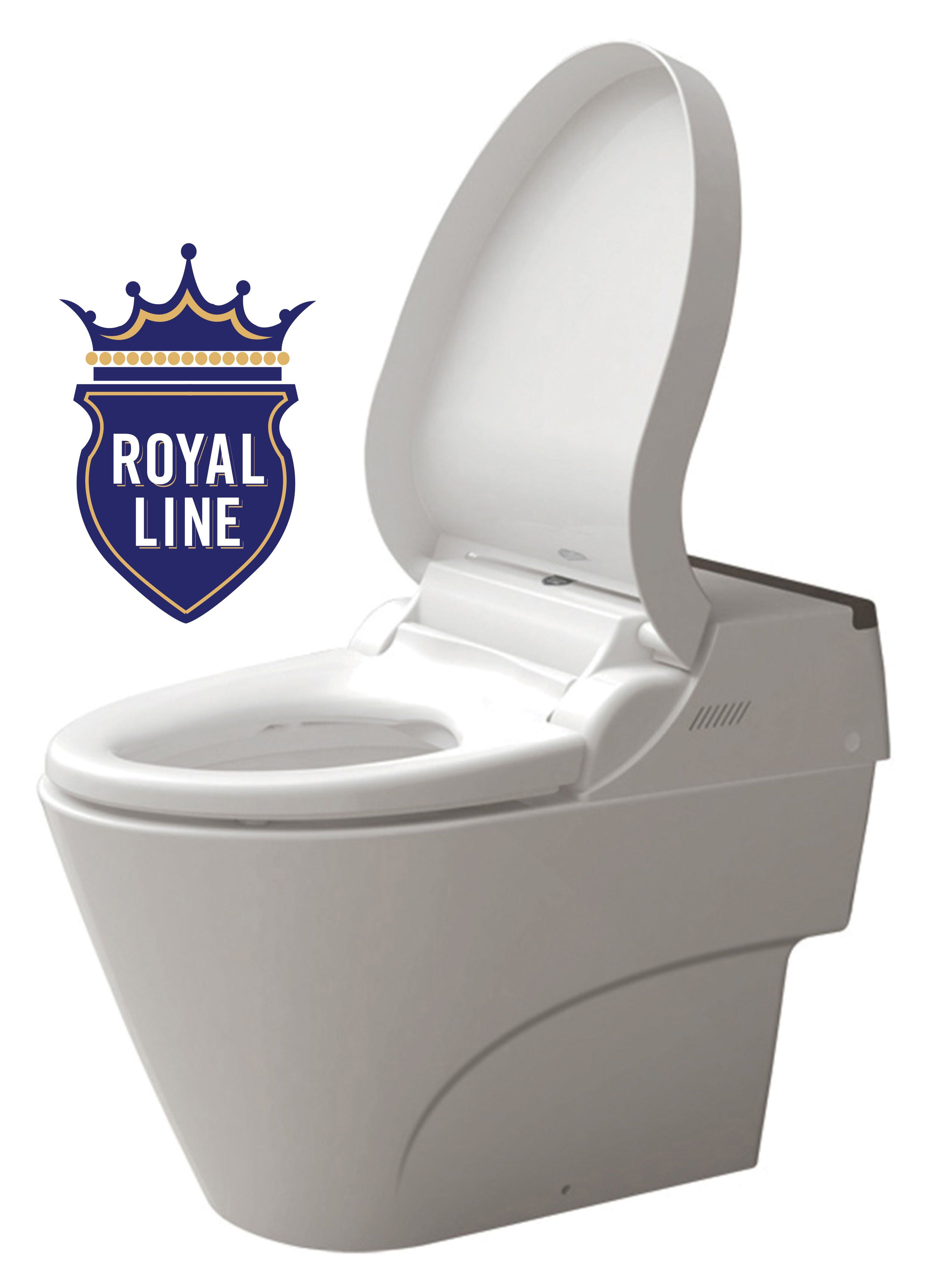Super Enhance Your Bathroom With The Onedrous Integrated One Piece Pabps2019 Chair Design Images Pabps2019Com