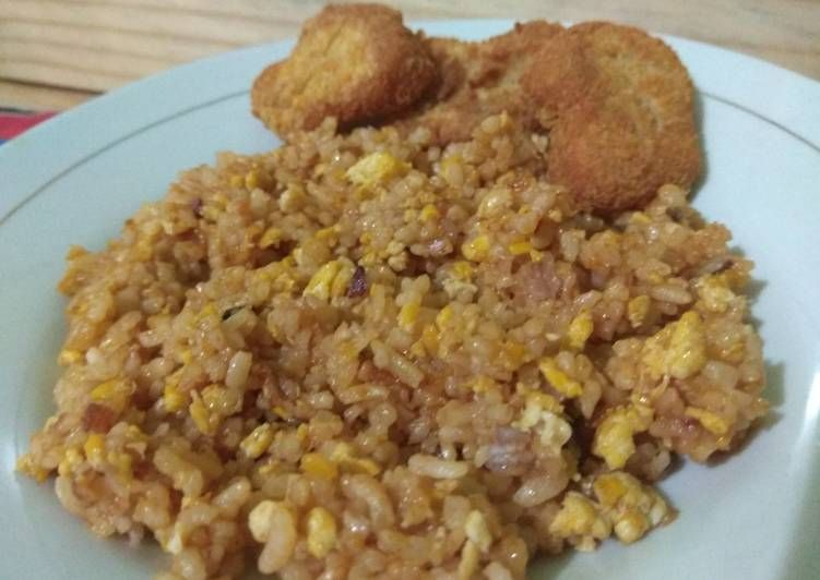 Resep Nasi Goreng Kongbap Oleh Naylee Resep Makanan Resep Nasi Goreng Resep Nasi