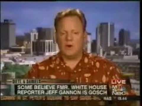 Is Jeff Gannon Johnny Gosch? - …   My Old FBI Friend Ted