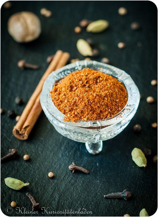 Baharat Lebensmittel Essen Hausgemachte Zutaten Lecker